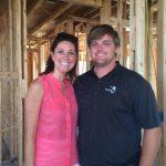 Lauren Jennings and Patrick Godwin  May 2 Bride